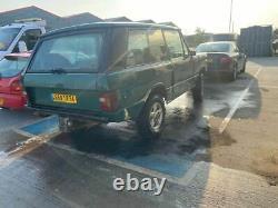 1987 Range Rover 2 Porte Classique