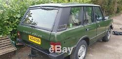 1988 Range Rover 3.5 V8 Manuel 30.000 Miles