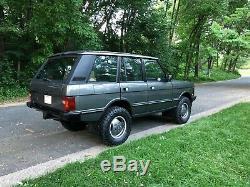 1993 Land Rover Range Rover County