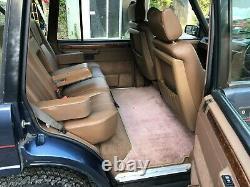 1994 Range Rover Classic V8 4.2l Lse 4x4. État Fabuleux Conducteur Journalier