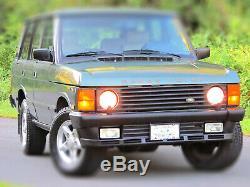 1995 Land Rover Range Rover County