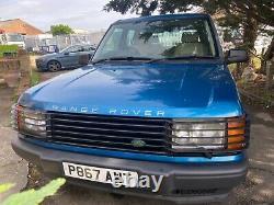 1996 Land Rover Range Rover 2.5 Bmw Diesel Dse Automatique