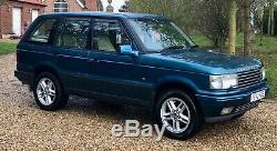 1999 Range Rover V8 4.0 Se Auto, Faible Kilométrage Avec Conversion Gpl Costing £ 2350