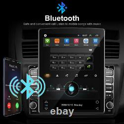 2 Din Android 9.0 Unité De Tête 9.7 Voiture Radio Stereo Gps Wifi Lecteur Mp5 Bluetooth