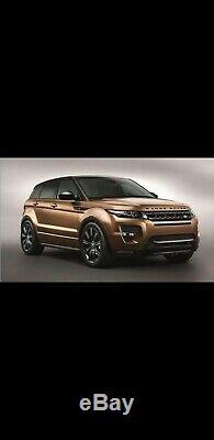 20 Land Rover Range Rover Evoque Autobiographie Dynamique Jantes En Alliage Svr Pneus