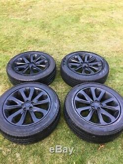 20 Range Rover Sport Véritable Vogue Discovery L495 L405 Jantes En Alliage Pneus