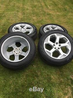 20 Range Rover Sport Véritable Vogue Discovery Svr L495 L405 Jantes En Alliage Pneus