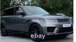 20 Range Rover Sport Véritable Vw Transporter T5 T6 T32 Jantes En Alliage Pneus