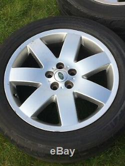 20 Range Rover Sport Vogue Discovery Transporter T5 T6 Vw Jantes En Alliage Pneus