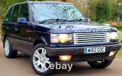 2000 Land Rover Range P38 4.0 Se V8 (long Mot)