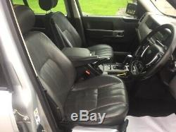 2003 Land Rover Range Rover Vogue Td6 Hse 3.0 Argent