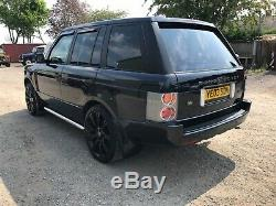 2003 Range Rover Vogue Td6 En Campagne Bargain Land Rover P / X Swap