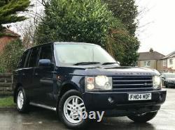 +++2004 04 Land Rover Range Rover 4.4 V8 Vogue Automatic 5 Portes Suv 4x4+++