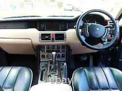 2004 Land Rover Range Rover Vogue 3.0 Diesel 10 Mois Mot Haut Spec