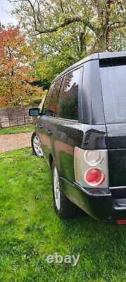 2006/56 Land Rover Range Rover 4.4 V8 Vogue Satnav, Cuir, 20alloy