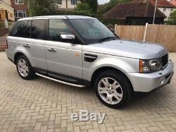 2006 Land Rover Range Rover Sport 2 7 Td V6 Hse Long Mot