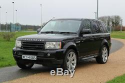 2006 Land Rover Range Rover Sport 4.2 V8 Supercharged Historique Complet Propre Exemple