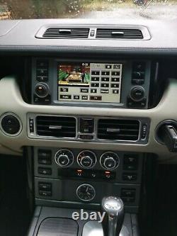 2007 Land Rover Range Rover Tdv8 3.6 Complète Mot