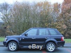 2008 Range Rover Land Rover Sport Hse 2.7 Tdv6 Auto 4x4 ++ ++ Nouvelle Forme Historique Complet