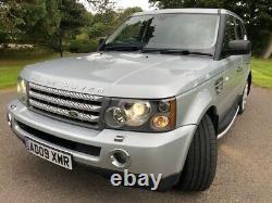 2009 Landrover Range Rover Sport 3.6 Hse Tdv8 Top Spec Seulement 58k Miles