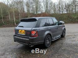 2010 Land Rover Range Rover Sport Autobiography Hse 3.0 Tdv6 55k Fsh Spec Huge