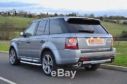 2011 Land Rover Range Rover Sport 3.0 Tdv6 Autobiographie Sport + Bas Kilomètrage