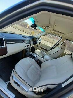 2011 Landrover Rangerover Vogue 4.4 Tdv8 Bi-turbo V8 Range Rover Gris 313 Bhp