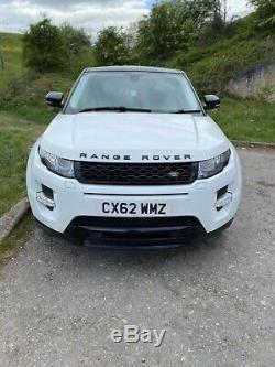 2012 Land Rover Range Rover Evoque 2.2 Sd4 Hse Dynamique 5dr Estate Diesel Auto