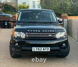 2012 Land Rover Range Rover Sport 3.0 Tdi Sd V6 Hse (black Edition) 4x4 Suv