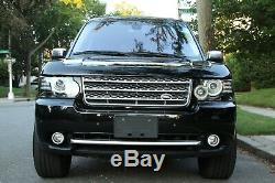 2012 Land Rover Range Rover Supercharged 4x4 Suv 4 Portes