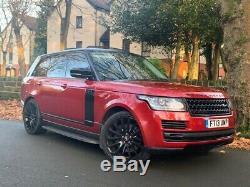 2013 Land Rover Range Rover Vogue 4.4 Sdv8 + Pan Toit + Énorme Spec