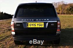2015 Land Rover Range Rover 4.4 Sdv8 Autobiographie Haute Spec Excellente Cond