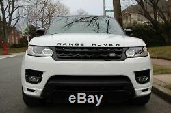 2015 Land Rover Range Rover Sport Autobiography 4x4 Suv 4 Portes