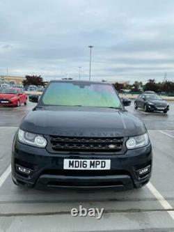 2016 16 Land Rover Range Rover Sport 3.0 Sdv6 Hse 5d 306 Bhp Diesel