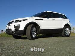2016 (66) Range Rover Evoque Se Tech Immaculée