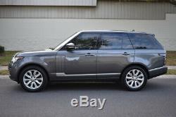 2016 Land Rover Range Rover Hse Td6 Diesel Cpo Garantie Sur Ebay Meilleure Offre