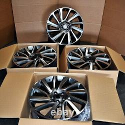 22 22x9.5 Roues Sv Fit Land Rover Range Rover Hse Sport Discovery Superch