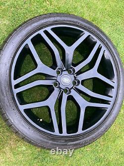22 Roues Range Rover Sport Alliage Avec 275 40 22 110y Pneumatique X 1