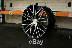 22 Rv130 Jantes En Alliage Bmw Mercedes Volvo Vw Audi Jaguar Porsche Pneus 2853522