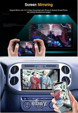 2din 10.1 Mp5 Lecteur Gps Wifi Android 7.1 Bluetooth Voiture Stereo Radio Core1+16g