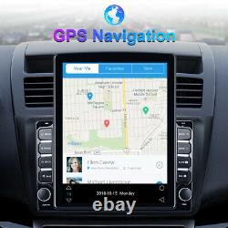 2din 9.7in Android 9.1 Voiture Stereo Radio Mp5 Lecteur Sat Nav Gps Bluetooth Wifi Fm