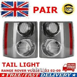 2x Feu Arrière Gauche Et Droit De Frein Arrière N/s O/s Pour Range Rover Pour Vogue L322 02-09