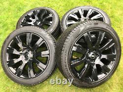 4 X 21 Origine Range Rover Sport Vogue Discovery 5 Pneus Jantes Pirelli