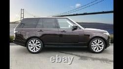 4 X Autobiographie 21 Range Rover Vogue Sport Discovery Alloy Wheels Pneus