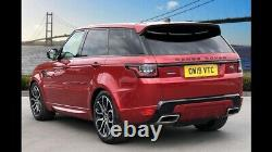 4 X Range Rover Sport Vogue Discovery Défenser Autobiographie Alloyages