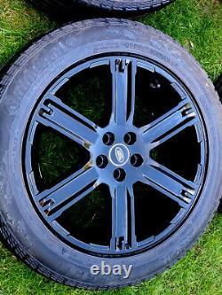 4x Véritable Autobiographie Range Rover Velar Evoque Discovery Sport Alliages Roues