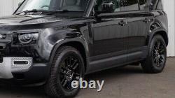 5 X 2021 Véritable 19 Land Rover Defender Alliage Roues Avec 255 65 19 114v Conti