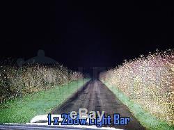 50 Lumière Combinée Ip68 De Barre Lumineuse De Cree Led De 300w Incurvée Conduisant La Lumière Outre Du Bateau De La Route 4wd
