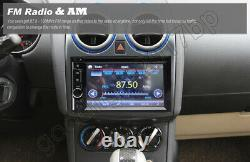 6.2 Double 2 Din In Dash Car CD DVD Player Usb Radio Stereo Mirrorlink Pour Gps