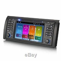 7 Android 9.0 Dab Radio Gps Sat Nav Wifi Stéréo Pour Range Rover L322 Vouge Hse